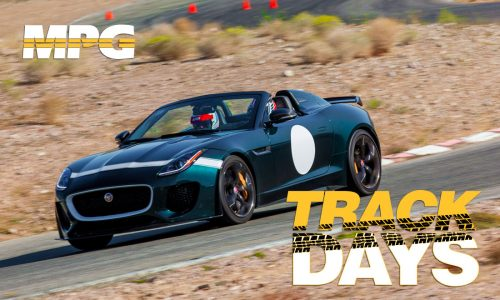Track Days 2016: Vehicle List