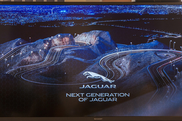 The Next Generation of Jaguar