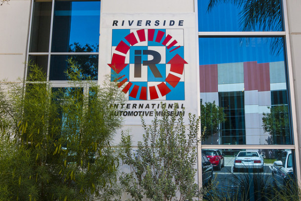 Riverside International Automotive Museum