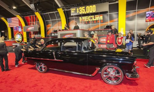$9.4 Million Rains Down on Mecum Los Angeles
