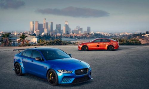 You're Invited: Jaguar Project 8 at Cars and Coffee/Supercar Sunday this weekend 8/12 & 8/13