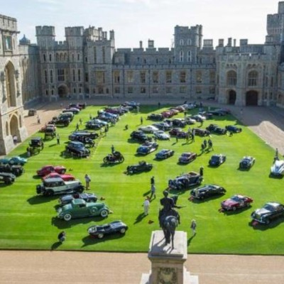 Learn more about the history of the courcours d'elegance