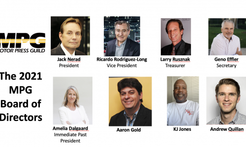 2021 MPG Board of Directors