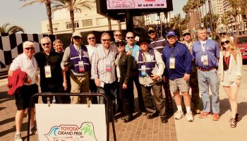 MPG Tourists in Fast Company at Toyota Grand Prix of Long Beach