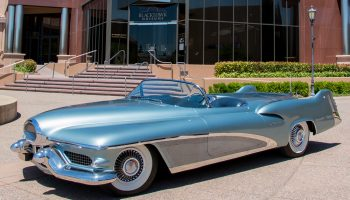 Transatlantic Style: a Romance of Fins and Chrome Exhibition at the Blackhawk Automotive Museum July 8 to September 30