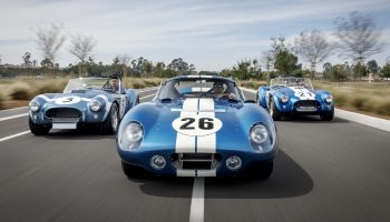 MPG Member Event: Shelby Legendary Cars