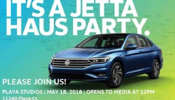 You're Invited: May 18th Jetta Haus