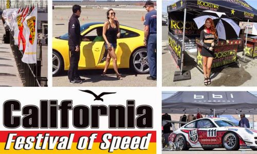 You're invited: California Festival of Speed