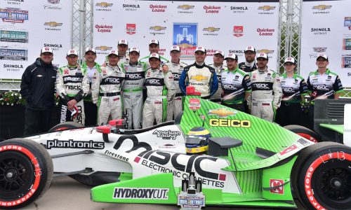 Auto Auction Startup OnlineKars.com Allies with KV Racing Technology and KVSH Driver Sebastien Bourdais