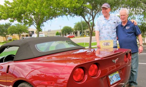 Automotive History Preservation Society Honors MPG Member, Martyn L. Schorr
