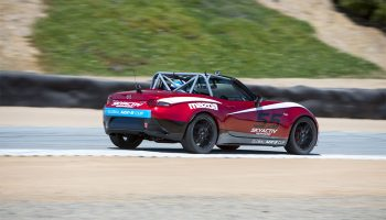 MAZDA OFFERING HOT LAP RIDES IN GLOBAL MX-5 CUP CAR