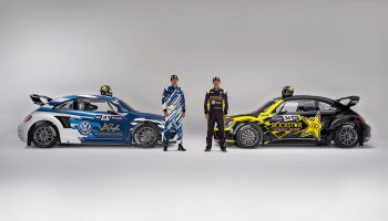 Volkswagen offering hot laps with Andretti Rallycross drivers at Track Days