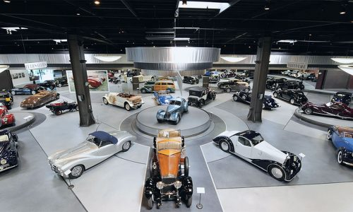 """You're invited: """"A Day of Racing"""" at the Mullin Automotive Museum"""