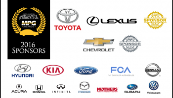 Toyota/Lexus sign on as Gold Sponsors of MPG Awards