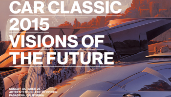 You're Invited: 2015 Car Classic at Art Center College of Design