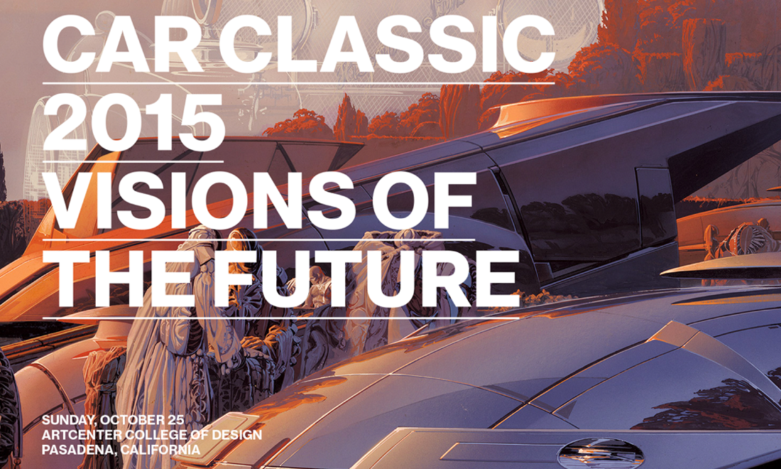 You Re Invited 2015 Car Classic At Art Center College Of