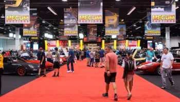 MPG on the Auction Floor at Mecum's Anaheim Event