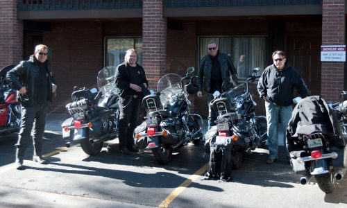 Wanted: New Committee for Motorcycle Writers