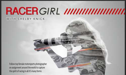 Racer Girl Original TV Series
