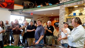 MPG's private tour at Foose Design
