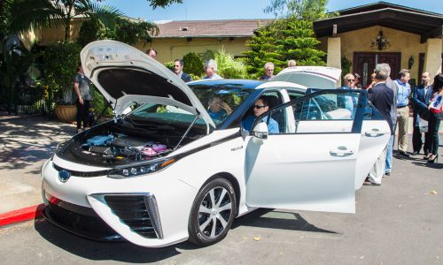 MPG Meets Mirai at April Luncheon