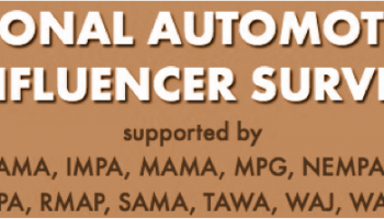 2018 National Automotive Media Influencer Survey