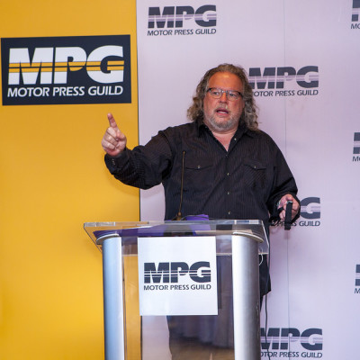 "Jason Fogelson gives the ""State of the MPG"" Presidential Address"